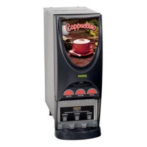 BUNN FMD Instant Cappuccino Machine - Stainless