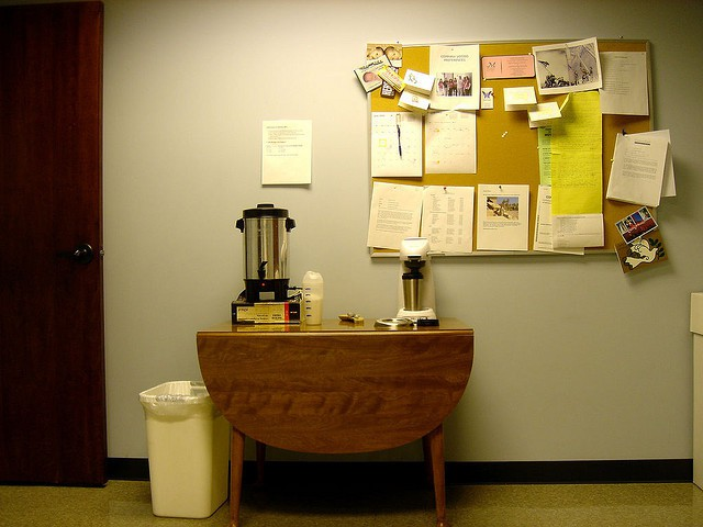 Church Coffee Station