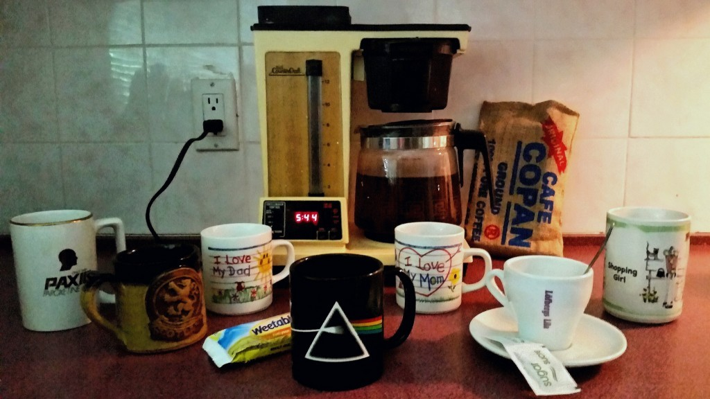 home coffee brewer